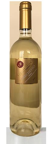 Vino bianco Grechetto Coste del Faena igt