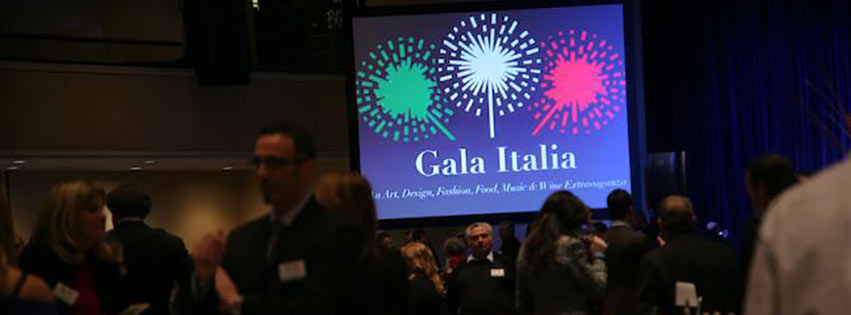 Italia Wine Gala New York febbraio 2010