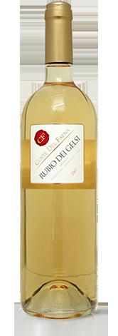 Rubio dei Gelsi - Vino bianco Coste del Faena