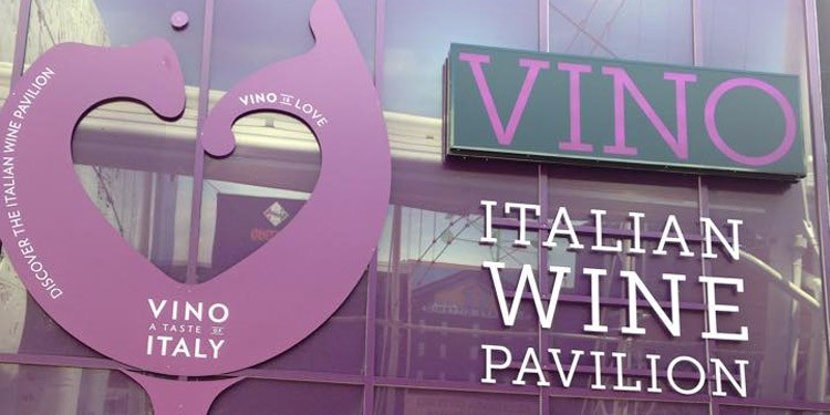 A Taste of Italy Expo 2015 wine Pavillon Opening